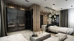 Wood Wall Treatments Luxury Residential House Design Amazing Architecture Magazine