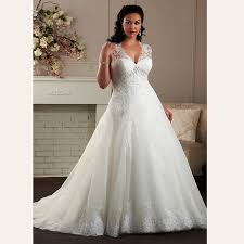 online get cheap wedding dress for pregnant women vestido