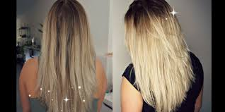 how to darken roots at home hair tutorial youtube