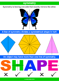 symmetry a maths dictionary for kids quick reference by jenny eather