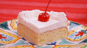 tres leches cake recipe how to make tres leches cake from