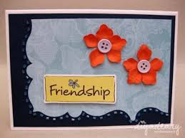 day cards for friends happy friendship day cards for best friend handmade quotes
