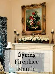 fireplace without mantle excellent how to update your fireplace u