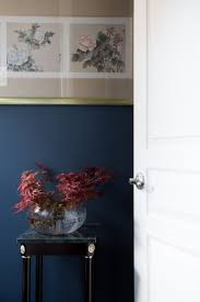 Dark Blue Powder Room 105 Best Blue Rooms Images On Pinterest Blue Rooms Behr And