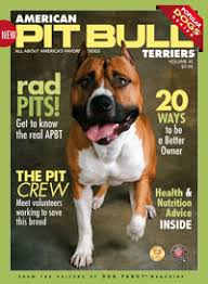 american pitbull terrier book pit bulls on magazines google search loved by a pit bull