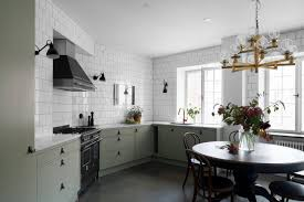 White Kitchens Designs Kitchen Pretty Kitchens Kitchen Furniture Design Black And White