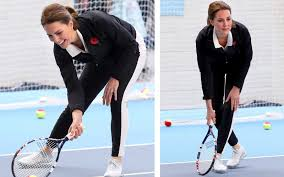 kate middleton u0027s nike sneakers are the sporty addition your closet