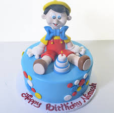 3d cake pinocchio shaped birthday cake 3d cake