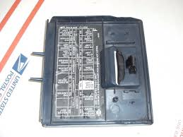 1986 nissan 300zx fuse box diagram 1986 nissan 300zx fuse box