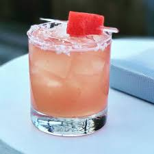 frozen watermelon margarita ehow carve a watermelon keg and serve margaritas
