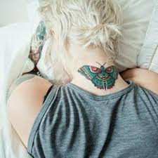 145 neck tattoos that will a statement