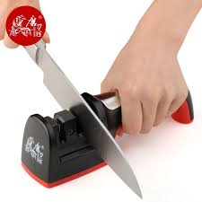 Sharpening Ceramic Kitchen Knives Aliexpress Buy Taidea Two Stages Sharpening