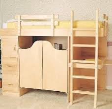 Build Your Own Loft Bed With Slide by Bunk Beds For Kids Rooms