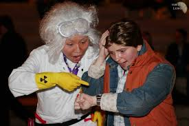 back to the future costume back to the future doc brown by yukiscorpio on deviantart