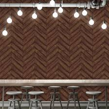 tempaper textured herringbone removable wallpaper