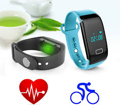 health bracelet with heart monitor images Health smart bracelet continuous heart rate monitor sb018 fitness jpg