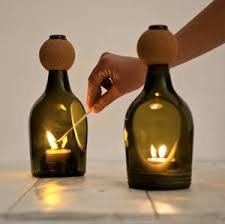 15 wine bottle candle holder ideas guide patterns