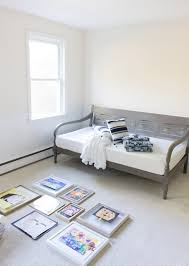 One Room One Room Challenge Week 3 My New Inexpensive But Super Comfy