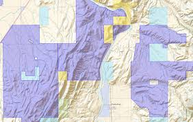Montana Land Ownership Maps by Conservation Easements Montana Land Reliance