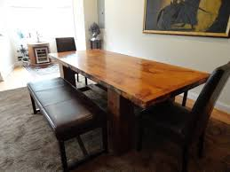 Dining Tables With Bench And Chairs Kitchen Contemporary Dining Table Set Dining Table With Bench