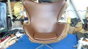 Leather Upholstery Chair Modern Furniture Reupholstery Hand Sewn Leather Upholstery Nyc