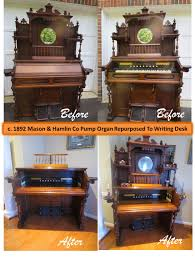 Repurposing Old Furniture by Pump Organ Old Things Anew