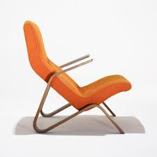 eero saarinen u0027s grasshopper chair designed for knoll in 1946