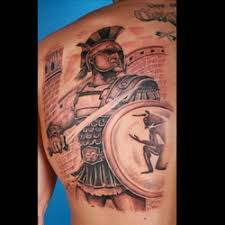 trojan warrior tattoo warrior tattoo meanings itattoodesigns com
