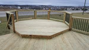 Arcadeck by This Deck Addition In Liberty Township Oh Transformed This
