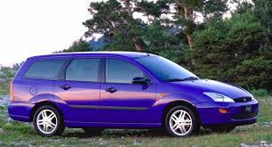Ford Focus 1999 Interior Ford Focus Estate Car Wagon 1999 2001 Reviews Technical Data
