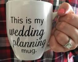 Personalized Mugs For Wedding Best 25 Wedding Planning Mug Ideas On Pinterest Engagement