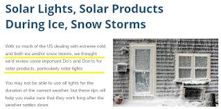 Solar Lights How Do They Work - important do u0027s and don u0027ts for maintaining solar lights during
