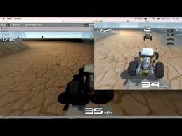 unity networking tutorial pdf photon rally tutorial unity multiplayer racing game part 1 youtube