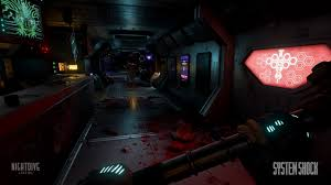 unreal engine 4 game wallpapers see what the system shock reboot looks like in unreal engine polygon