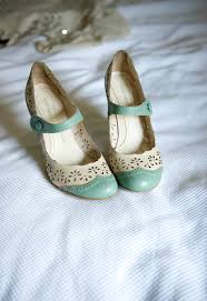 mint wedding shoes when you hang on to the things you where did u get that