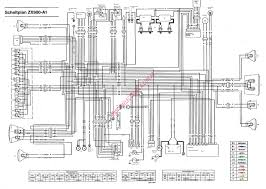 ninja 500 wiring diagram residential electrical wiring diagrams