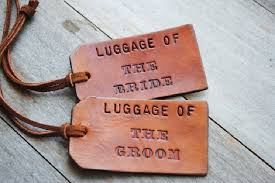 and groom luggage tags the ultimate honeymoon packing guide unveiled by zola