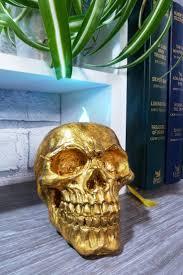 best 25 gold skull ideas on pinterest skull decor mens skull skull candle holder metallic gold skull candle holder skull candle cute skull