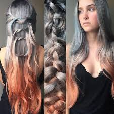 best haircolor for 52 yo white feamle best 25 two color hair ideas on pinterest toned hair can red