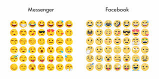 emojis android messenger loses its custom emoji set will adopt s on