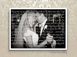 Personalized Wedding Photo Frame First Wedding Anniversary Gifts Anniversary Presents Ebay