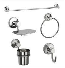stainless steel bath accessories set kitchen fittings bracioroom