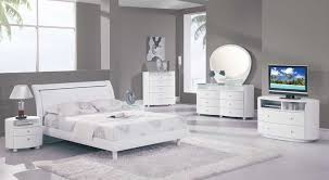 bedrooms with white furniture create an exotic look to your bedroom with high gloss bedroom