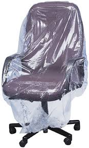 70 x 45 1 mil plastic furniture cover 36 chair