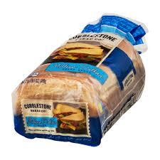 cobblestone bread co million dollar white bread 24 oz walmart com