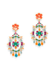 statement earrings garden party statement earrings by kate spade new york accessories