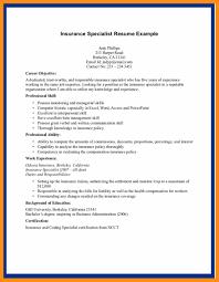 insurance agent sample resume insurance agent resume highlights