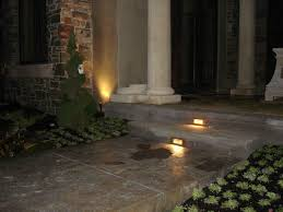 Kichler Step Lights Outdoor Step Lighting Fixtures Home Landscapings 2 Tips To