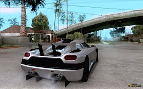 koenigsegg car from need for speed koenigsegg agera r for gta san andreas