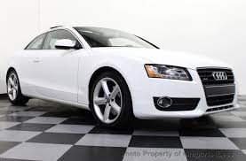 2010 audi a5 quattro 2010 used audi a5 2 0t quattro awd coupe navigation at